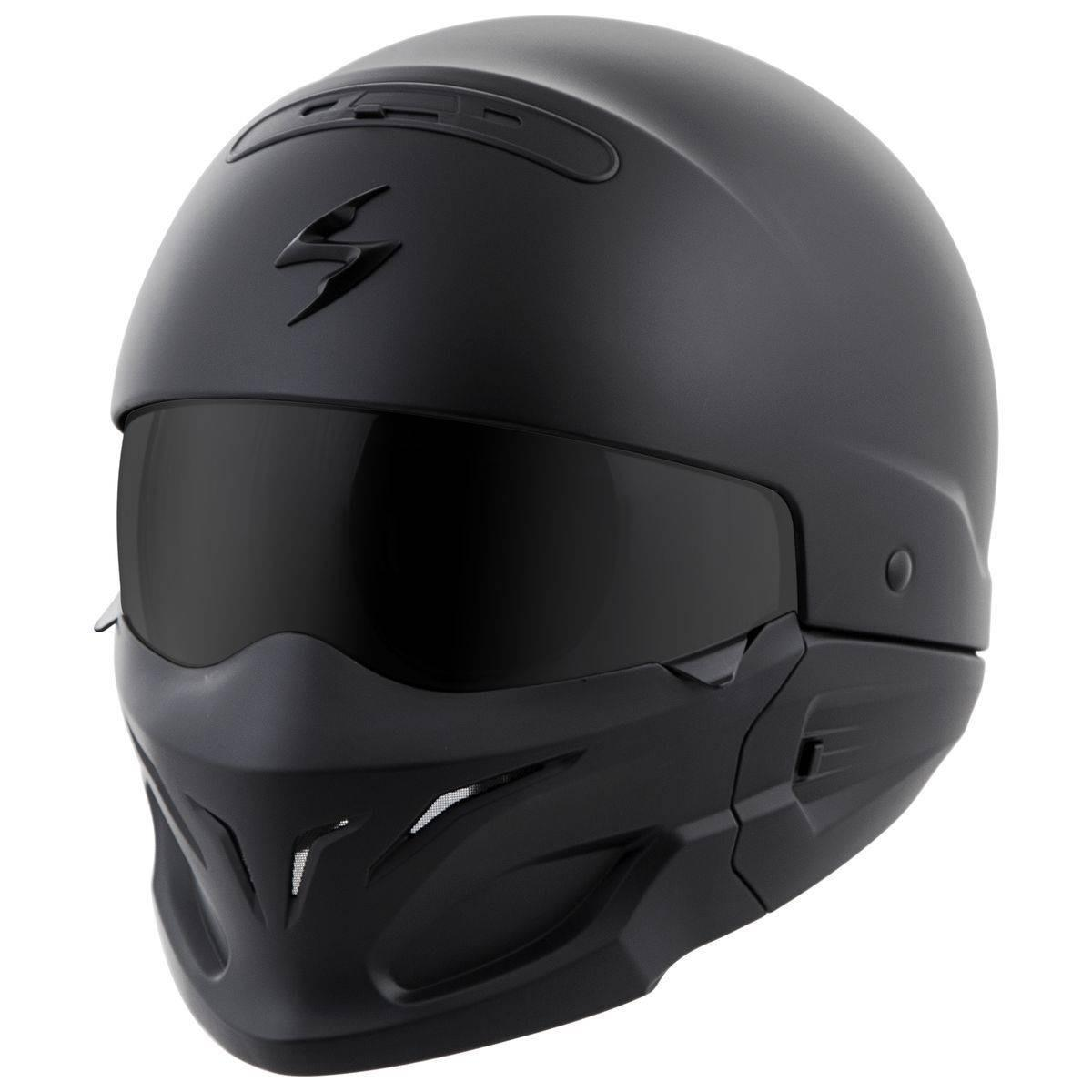 Casque moto scorpion