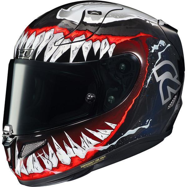 Casque moto venom